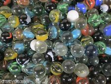 Wholesale Glass Shooter Marbles by the Pound! ONLY $1.99 per lb.1 INCH diam BULK