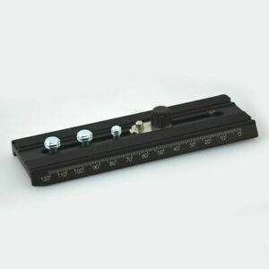 Manfrotto 501PLONG Video Plate / Long Tripod Quick Release Plate 501 P Long