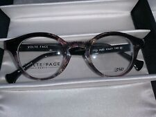 Volte Face Round New Eyeglass Frame France Itea 0500 small