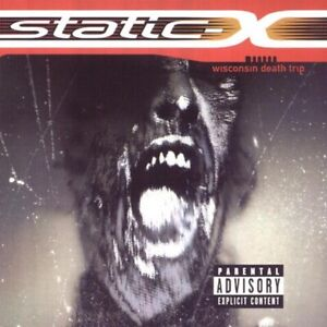 Static-X Wisconsin Death Trip | Cd Album | Etat Tres Bon