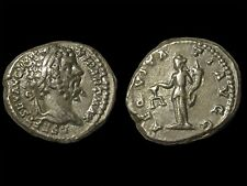 ROMAN SILVER DENARIUS OF EMPEROR SEPTIMIUS SEVERUS (193-211)!!