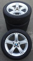 4 BMW Winterräder Styling 393 225/50 R17 BMW 3er F30 F31 4er F32 F33 6796242 TOP