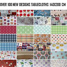 Vinyl Tablecloths Ebay