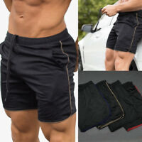Mens Casual Shorts Breathable Gym Fitness jogging Running Sport Beach Wear Pants