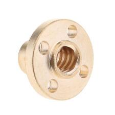 Vite T8 trapezoidale senza fine Ø8 mm pitch 2 mm 1 principio 100 cm 3D CNC