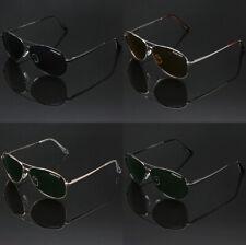 Polarized Classic Retro Aviator Sunglasses Golf Fishing Sports Driving Glasses