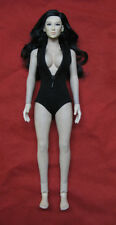 1:6 Female Tight Stretch Leotard Girl Clothing Set F HT TTL phicen figure