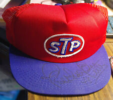 Richard Petty Autographed / Signed #43 Vintage STP Hat, 15-20 yrs. old