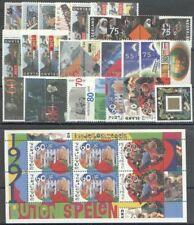 jaargang 1991 postfris (MNH) met kindblok