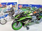 Chad Valley Police Bike Lights & Sounds Wheelie Motorbike Boys Bundle Toys