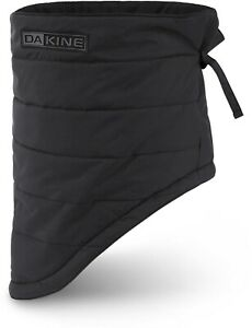 Dakine LOFTY Mens 100% Nylon Neckwarmer Black NEW Sample