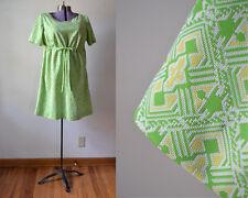 TRUE VINTAGE 1960s Dress 60s Dress, 1960s Dress, Mini Large Costume Wear