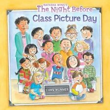 THE NIGHT BEORE Class Picture Day (Brand New Paperback) Natasha Wing