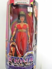"Xena Warrior Princess Roman Xena ""When In Rome"" 12"" Figure - NIP 1999 Toy Biz"