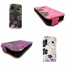 Patterned Mobile Phone Flip Cases for Samsung Galaxy S