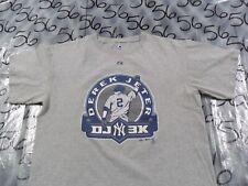 Medium Derek Jester #2 New York York Yankees T Shirt