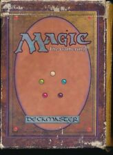 MTG ALPHA STARTER DECK   EMPTY BOX   MAGIC : THE GATHERING