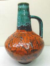 Heinz Siery / Gerda Heuckeroth  # Vase Fat Lava 1007 - 27 Atelier