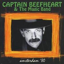 Captain Beefheart and The Magic Band : Amsterdam '80 CD (2006) ***NEW***