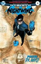 NIGHTWING #19 DICK GRAYSON MUST DIE DC COMIC BOOK APRIL 2017 REBRITH NEW 1