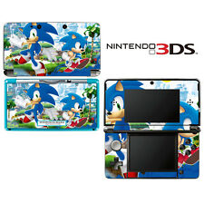 Vinyl Skin Decal Cover for Nintendo 3DS - Sonic Generations The Hedgehog