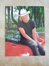 Alan Jackson 8x10 Country Music Fan Club Photo Picture Page #2