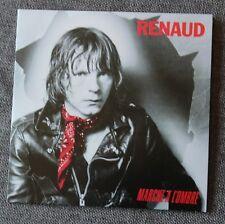 Renaud, marche à l'ombre, CD pochette simple - cardsleeve