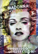 Madonna: Celebration (2009, DVD NEW)