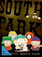 2 DVDs * SOUTH PARK - STAFFEL / SEASON 20 - DIGI # NEU OVP +