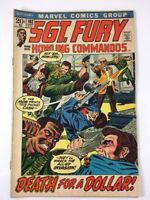 Sgt Fury & His Howling Commandos #102 Marvel Comics September 1972