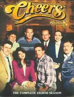 CHEERS - THE COMPLETE EIGHTH SEASON NEW DVD