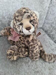 Charlie Bears KIRI Leopard Secret Collection