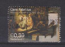 NVPH Netherlands 2285 used Mercurius en Argus DUTCH PAINTER FABRITIUS 2004