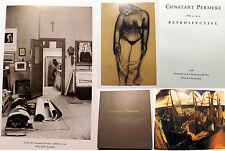 PERMEKE/RETROSPECTIVE/CATALOGUE EXPO/HOTEL DE VILLE/PARIS/1998/BELGIQUE