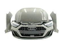 Audi A1 2019-S-Line Front Stoßstange Motorhaube Led Scheinwerfer Kotflügel 45km!