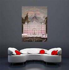 THE GRAND BUDAPEST HOTEL FILM MOVIE NEW GIANT WALL ART PRINT POSTER OZ652