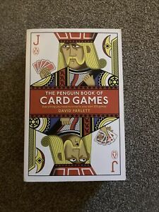 The Penguin Book of Card Games by David Parlett 9780141037875 | Brand New