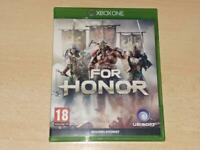 For Honor Xbox One **FREE UK POSTAGE**