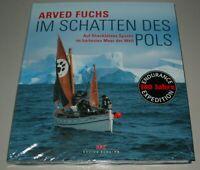Im Schatten des Pols auf Shackletons Spuren im härtesten Meer der Welt Buch NEU!