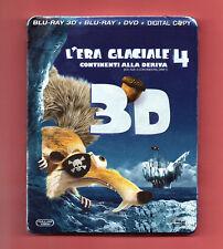 8010312102097 20th Century Fox Blu-ray Era Glaciale 4 (l') - Continenti alla der