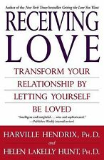 RECEIVING LOVE Harville Hendrix FREE SHIPPING paperback book relationships Hunt