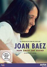 Joan Baez - How Sweet the Sound - DVD NEU + OVP!