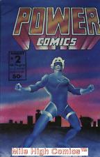 POWER COMICS (POWER COMICS) (1977 Series) #2 Very Fine Comics Book