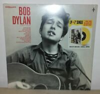 "BOB DYLAN - DEBUT ALBUM + YELLOW 7"" - LP"
