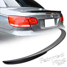 NEW Carbon Fiber BMW E93 3 Sereis 2DR Convertible DTO-Type Trunk Spoiler