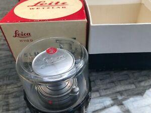 Leica M 2.8/50mm Elmar Dual scala Mint