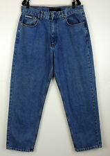 "Calvin Klein Mens Jeans 36 Easy Fit Double Stone Washed Waist 34"" Inseam 31"" #B"