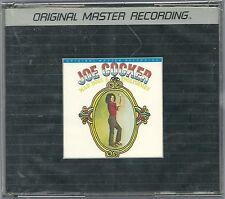 Cocker, Joe Mad Dogs & Englishmen MFSL Silver Doppel  CD Neu OOP RAR