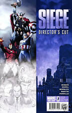 Siege #1 Director's Cut Comic Book - Marvel