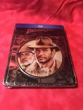Indiana Jones And The Last Crusade Steelbook / Metalpak Blu Ray New!